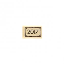 Tampon bois 2017