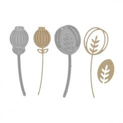 Outils de découpe BOUTONS DE FLEURS par Florilèges Design. Scrapbooking et loisirs créatifs. Livraison rapide et cadeau dans ...