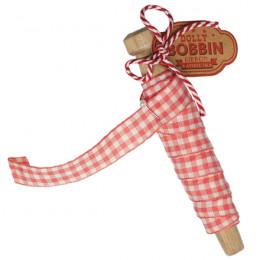 Bobine de ruban vichy rose par . Scrapbooking et loisirs créatifs. Livraison rapide et cadeau dans chaque commande.
