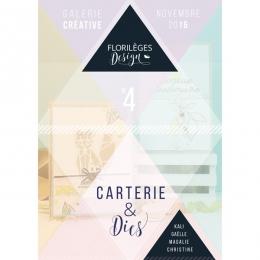 Galerie Créative n°4 par Florilèges Design. Scrapbooking et loisirs créatifs. Livraison rapide et cadeau dans chaque commande.