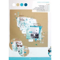 Galerie Créative n°5 par Florilèges Design. Scrapbooking et loisirs créatifs. Livraison rapide et cadeau dans chaque commande.