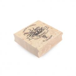 Tampon bois espagnol AMISTAD TAN BONITA