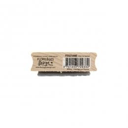 Tampon bois espagnol ÁRBOL DE NAVIDAD par Florilèges Design. Scrapbooking et loisirs créatifs. Livraison rapide et cadeau dan...