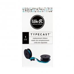 Ruban encreur pour machine à écrire Typecast turquoise TEAL
