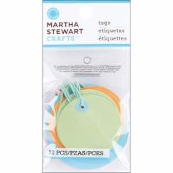 PROMO de -50% sur Etiquettes Modern Festive Martha Stewart