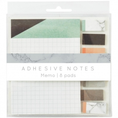 Notes autocollantes Memo DAILY PLANNER