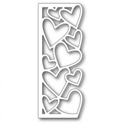Outil de découpe OODLES OF HEARTS PANEL