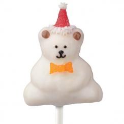 PROMO de -70% sur Moule cake pops oursOK Wilton