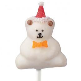 PROMO de -50% sur Moule cake pops ours Wilton