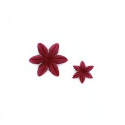 Fleurs Carmin