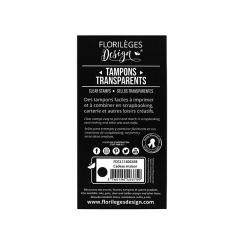 Parfait pour créer : Tampons clear mini CADEAU MAISON par Florilèges Design. Livraison rapide et cadeau dans chaque commande.