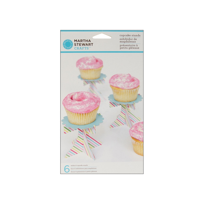 PROMO de -80% sur Présentoirs à cupcakes Modern FestiveOK Martha Stewart