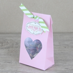 VALENTINE -MINI TREAT BAGS