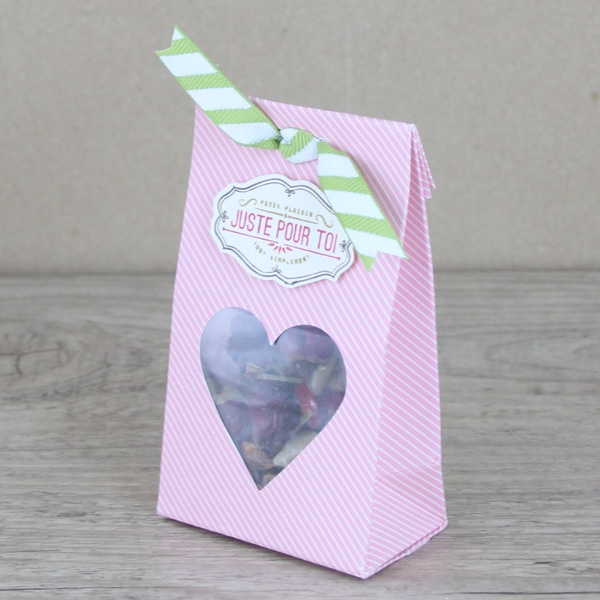 VALENTINE -MINI TREAT BAGS