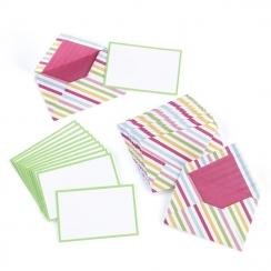 Commandez Cartes et enveloppes Modern Festive Martha Stewart. Livraison rapide et cadeau dans chaque commande.