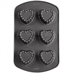 MINI HEART-NOVELTY CAKE PAN