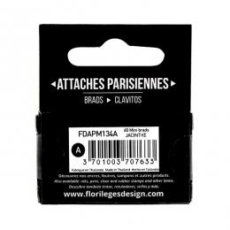 Mini attaches parisiennes Jacinthe