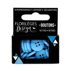 PROMO de -60% sur Boutons Céleste Florilèges Design