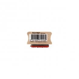 Tampon bois BELIEVE par Florilèges Design. Scrapbooking et loisirs créatifs. Livraison rapide et cadeau dans chaque commande.