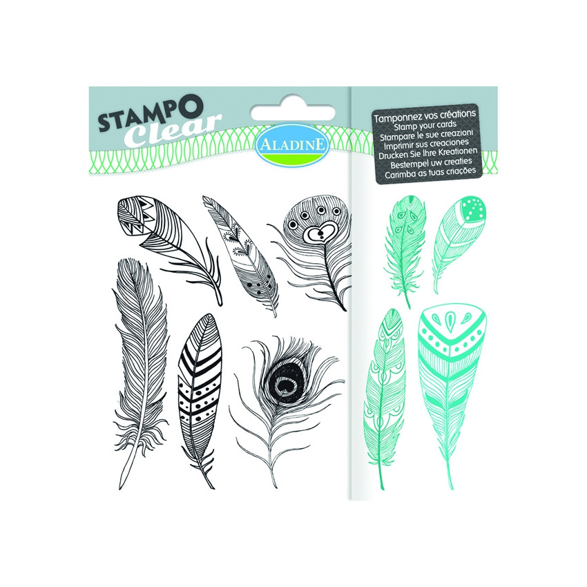 Tampons clear STAMPO CLEAR PLUMES