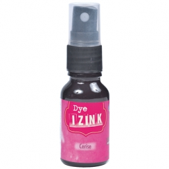 Parfait pour créer : Encre en spray IZINK DYE fuchsia CERISE par Aladine. Livraison rapide et cadeau dans chaque commande.