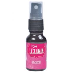 Encre en spray IZINK DYE fuchsia CERISE