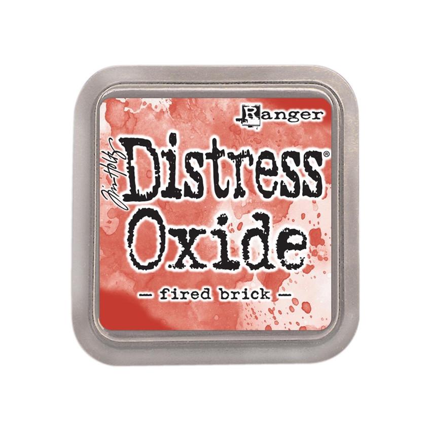 Encre Distress OXIDES FIRED BRICK