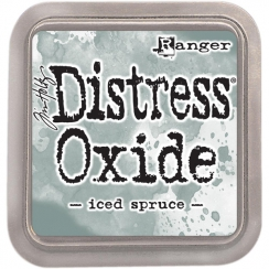 Encre Distress OXIDES ICED SPRUCE