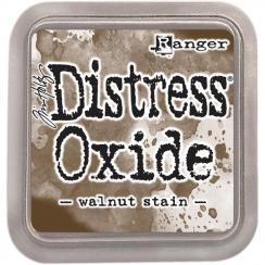 Parfait pour créer : Encre Distress OXIDE WALNUT STAIN par Ranger. Livraison rapide et cadeau dans chaque commande.