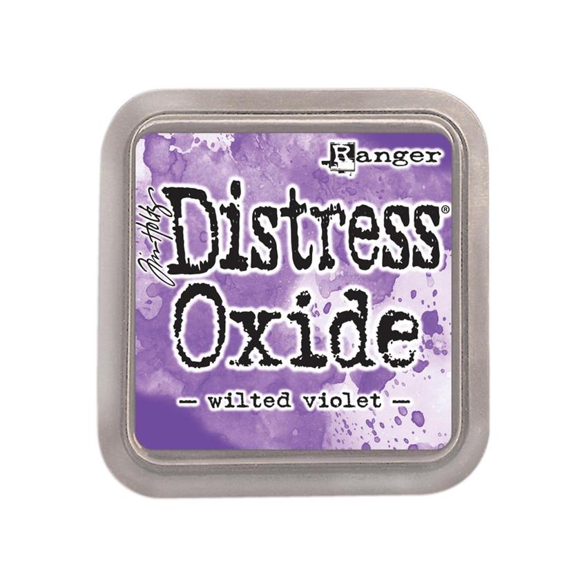 Encre Distress OXIDES WILTED VIOLET