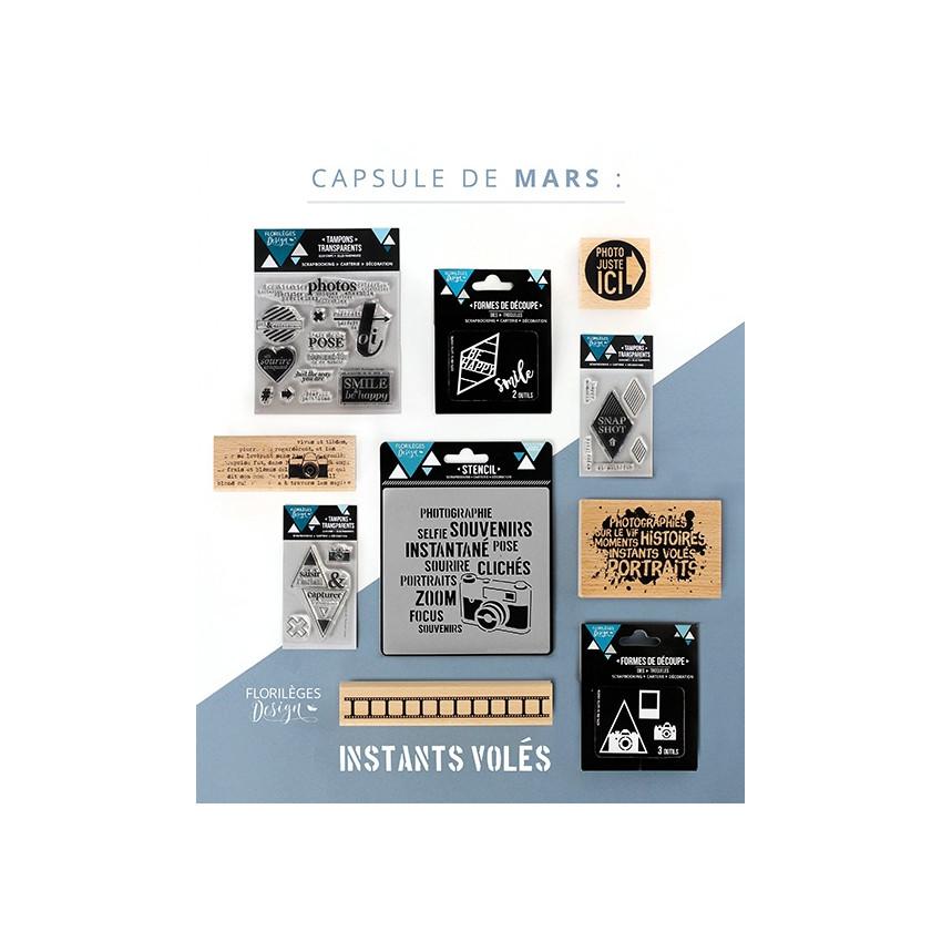 Pack complet capsule de Mars 2017
