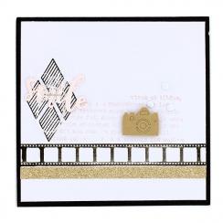 Tampon clear SNAPSHOT par Florilèges Design. Scrapbooking et loisirs créatifs. Livraison rapide et cadeau dans chaque commande.