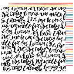 Papier imprimé Dear Lizzy Lovely Day DREAMER