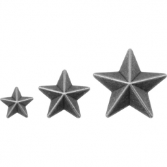 Etoiles métal Adornments STARS par Tim Holtz. Scrapbooking et loisirs créatifs. Livraison rapide et cadeau dans chaque commande.