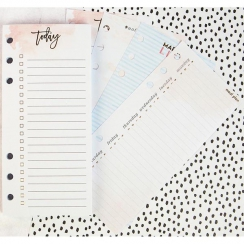 Blocs notes pour planner LIST PADS