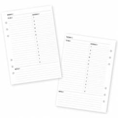 Insert pour planner A5 DAILY