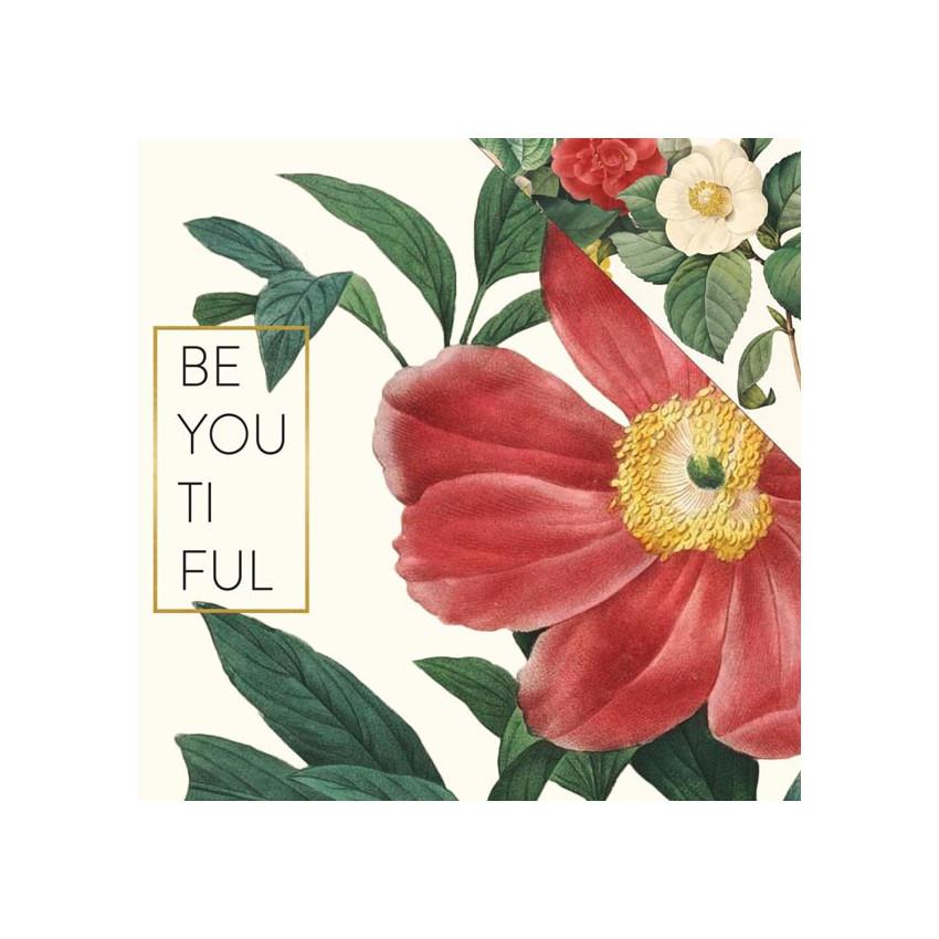 Papier imprimé In Bloom BEYOUTIFUL
