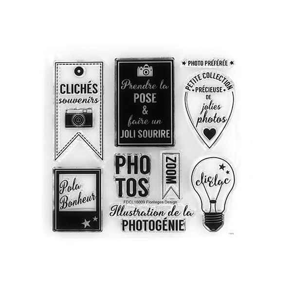 Tampons clear POSE ET JOLI SOURIRE-capsule mars