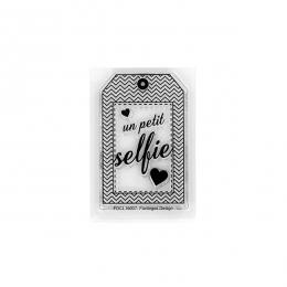 PROMO de -99.99% sur Tampons clear PETIT SELFIE Florilèges Design
