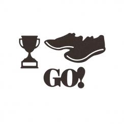 Outils de découpe GO ! par Florilèges Design. Scrapbooking et loisirs créatifs. Livraison rapide et cadeau dans chaque commande.