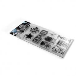 Tampons clear BEST OF 7 par Florilèges Design. Scrapbooking et loisirs créatifs. Livraison rapide et cadeau dans chaque comma...