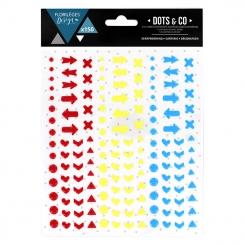 Dots & Co SPRING par Florilèges Design. Scrapbooking et loisirs créatifs. Livraison rapide et cadeau dans chaque commande.
