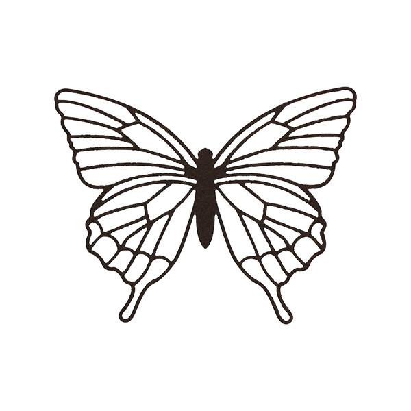 Outil de d coupe grand papillon for Outil de decoupe