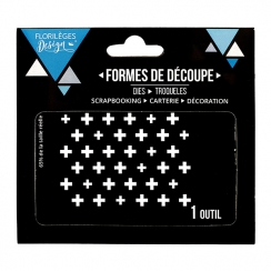 Commandez Outil de découpe DES CROIX Florilèges Design. Livraison rapide et cadeau dans chaque commande.