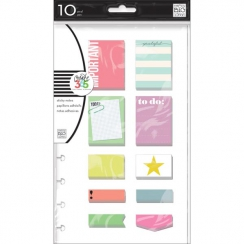 PROMO de -30% sur Notes adhésives pour Happy Planner Classic Create 365 IMPORTANT Me & My Big Ideas
