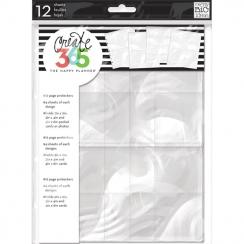 Pochettes compartimentées pour Happy Planner Classic Create 365