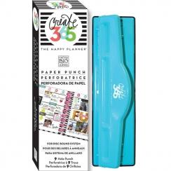 Perforatrice pour Happy Planner Classic 9 trous Create 365 par Me & My Big Ideas. Scrapbooking et loisirs créatifs. Livraison...