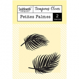Tampon Clear Petites Palmes