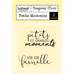 Tampon Clear Petits Moments