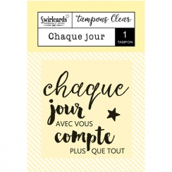 Tampon Clear Chaque jour